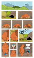 Bear - page 01 by katessence