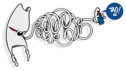Squiggle Wiggle Writer by thekillergerbil