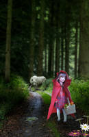Little Red Riding Hood...tasty by mshellee
