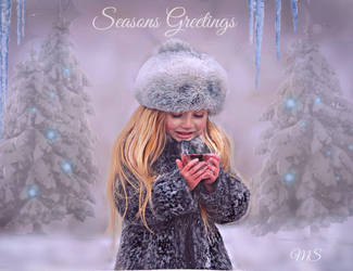 Seasons Greetings by mshellee
