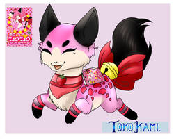 Mewmy BoFi-Fox Raffle by TokoKami