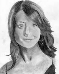 Lily Aldrin by misslysiak