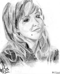 Zoe Carter by misslysiak