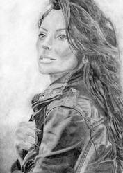 Jo Lupo (Erica Cerra) by misslysiak