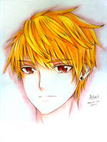 Random OC by Ashreille-chan