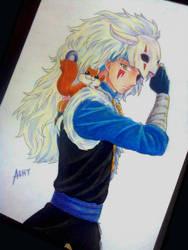 Blue Dragon: Shin-Ah by Ashreille-chan