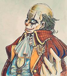 TheClown by hazukihayato