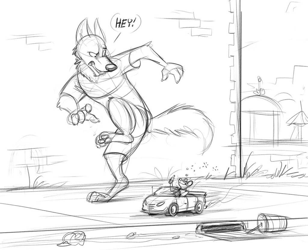 drunk mouse  zootopia  by temiree on deviantart
