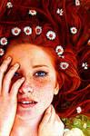 Quintessentially Redhead - Ballpoint Pen by VianaArts