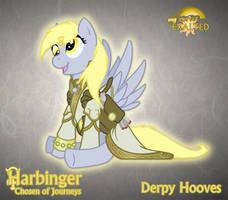 Harbinger Derpy Hooves by Rhanite