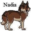 DotW: Nadia pixel sprite by MatrixPotato