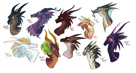 CLOSED 100 adopts challenge batch 1/10 by Aerokiba