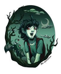 Teen Monster by WhispersInTheMirror