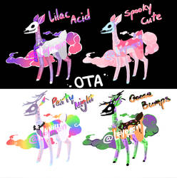 OTA Deer 2/4 OPEN by Layneon