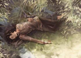 The Sleeper by LadyEru