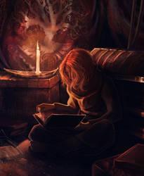 By Candlelight by LadyEru