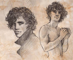 Jax Sketches 2 by LadyEru