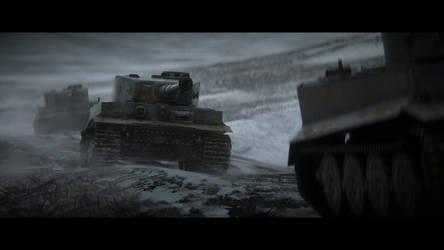 Tanks by artofmarius