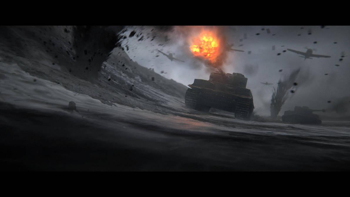 Tanks2 by artofmarius