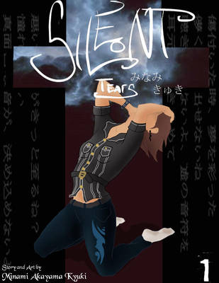 Silent Tears . Vol 1 SE Cover by Sorren-Chan