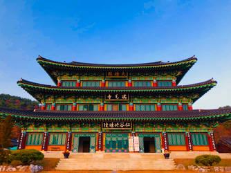 Seosan Temple by Sorren-Chan