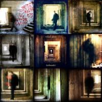 8 black ghosts by darkwood67