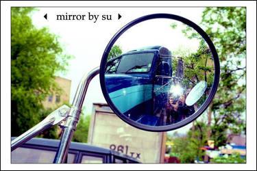 mirror. by SuTheStrange