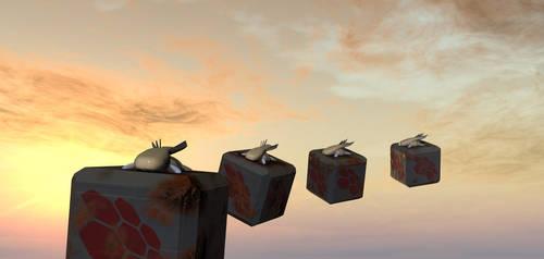 Icar - Hoppers by brainwipe