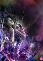 Tenggelam dalam imajinasiku by adietyaNDM