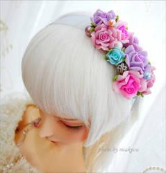 CloseUp of Violetti Blomster by miakyou
