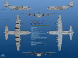 Lockheed Martin KC-130J Super (Tanker) Hercules by haryopanji
