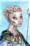 DnD - Lacerian Salus by 13blackdragons