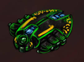 Scarab Colour Scheme by 13blackdragons