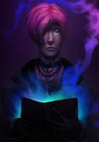 Magician by Pheoniic
