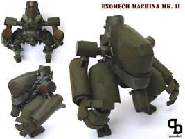 Exomech Machina by PaperBot