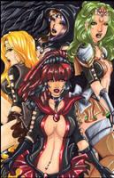 G: Apocalypse Senshi by Sir-Frog