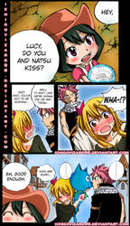 Fairy Tail - Natsu , Lucy and Asuka Special by IchigoVizard96
