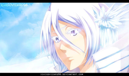 Bleach 570 - Rukia BANKAI Hakka no Togame by IchigoVizard96