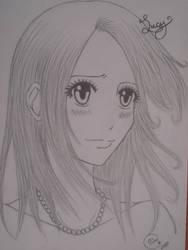 Lucy Heartfilia by BubblesSonamyluv