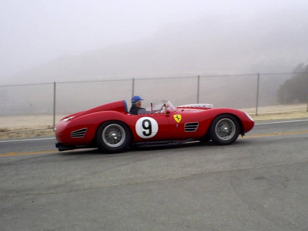 1959 Ferrari Red Barchetta By Partywave On Deviantart
