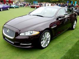 UK cars 2010 Jaguar XJL by Partywave