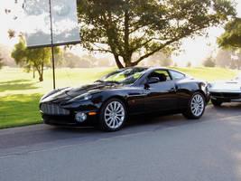 UK cars Aston Martin Vanquish by Partywave