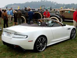 2010 Aston Martin DBS Volante by Partywave