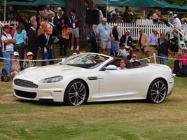 Aston Martin DBS CONVERTIBLE by Partywave