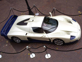 Maserati MC12 Stradale by Partywave