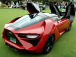 Stile Bertone Man Corvette ZR1 by Partywave