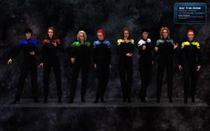 Star Trek Online for P4 Female Turtleneck by DopiusFishius