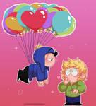 Craig floats too by LoveMySockhead12