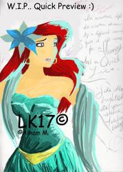 Ariel by Lionking17