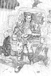 Wolverine by geeko357